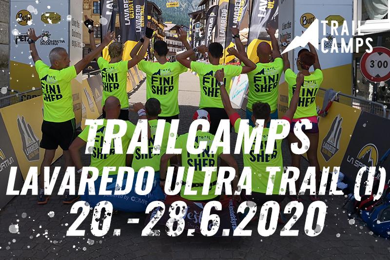 LAVAREDO ULTRA TRAIL (I) 20.-28.6.2020