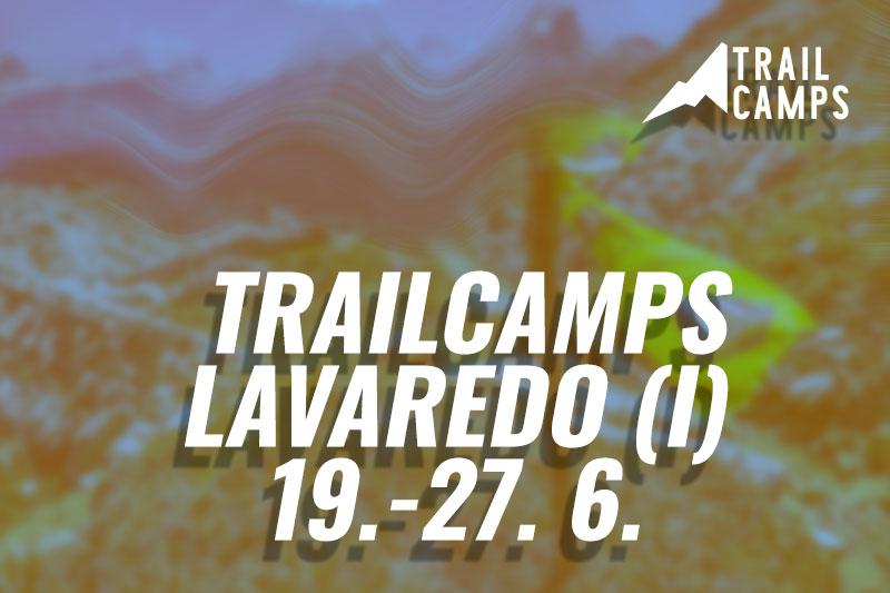 LAVAREDO  19. - 27. 6. 2021