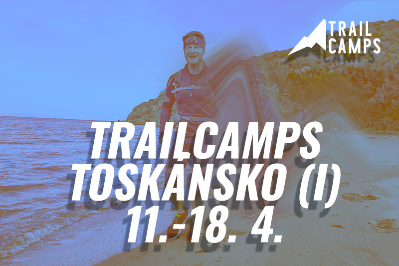 TOSKÁNSKO 11. - 18. 4. 2021